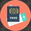 خدمات مهاجرتی، ویزا و پاسپورت