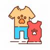 پوشاک و لوازم جانبی حیوان خانگی