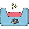 تختخواب و لوازم جانبی حیوان خانگی