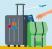 قطعات و لوازم جانبی کیف و چمدان